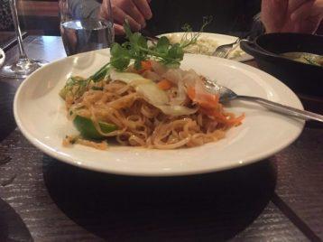 Chicken Pad Thai - Chaophraya