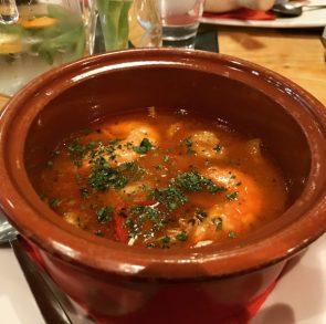 Moqueca (seafood type dish) - Boteco Do Brasil