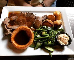 Roast Beef - Caley Sample Room