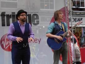 Music and Dialogue at the Edinburgh Fringe