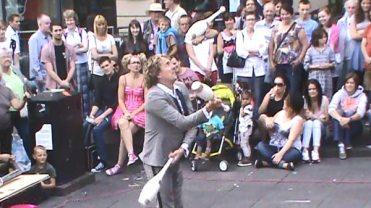Pascal and His Amazing Juggling at the Edinburgh Fringe