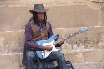 Richard Blues at Edinburgh