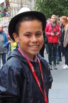 Billy Watman at the Edinburgh Fringe