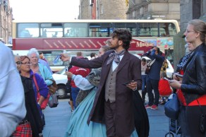 Edinburgh Fringe by Val Saville and Derek Howden 05