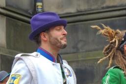 Edinburgh Fringe by Val Saville and Derek Howden 35