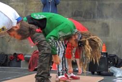 Edinburgh Fringe by Val Saville and Derek Howden 44