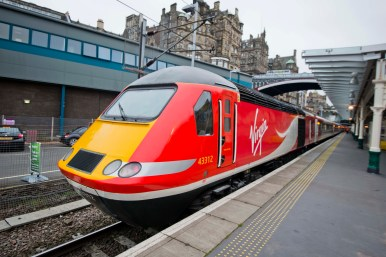 Picture Copyright: Chris Watt info@chriswatt.com Virgin Trains Media Room