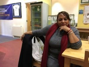 Shaani Singh, Kitchen Assistant
