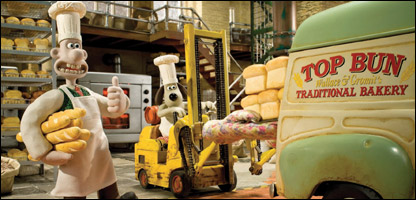 Wallace and Gromit get set for more adventures