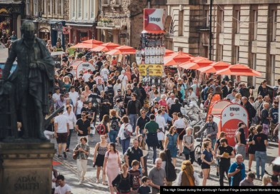 What's the future for Edinburgh's many Festivals?
