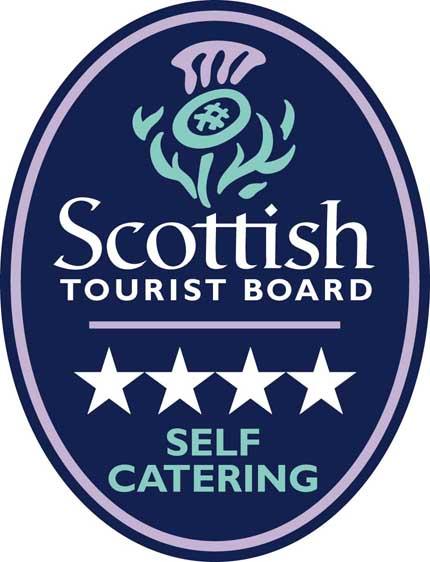 Visit Scotland 4 star rating Edinburgh Self-Catering