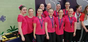 National Gold medalists