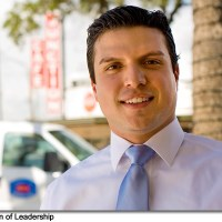 From a new generation of leadership comes Sergio Muñoz, Jr., a defender of the people