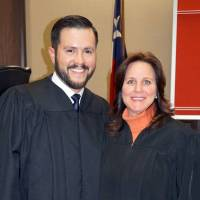 "Ismael ""Kino"" Flores, Jr., son of former longtime Rep. Flores, D-Palmview, appointed as Associate Judge of Title IV-D Master Court 2 in Edinburg"