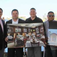 Groundbreaking of Bob's Steak and Chop House part of entertainment corridor now developing along I-69C/U.S. Expressway 281 in Edinburg