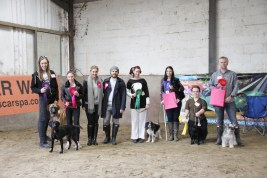 winners dog most like owner
