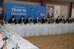 """Özhaseki: """"HDP'li belediyelerin hizmet etmek gibi bir derdi yok"""""""