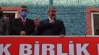 """BBP Başkanı Destici: """"Bu sefer denize dökmekle kalmaz, Atina'da tepelerine bineriz"""""""
