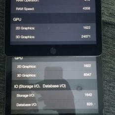 iPad Air 2 vs. iPad Air