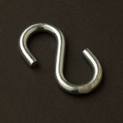 Galvanised S-Hook