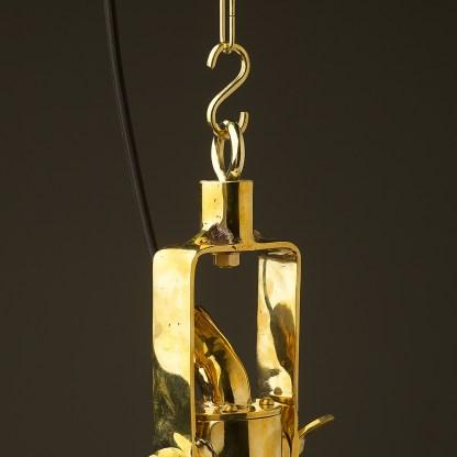 Vintage-Brass-small-ships-deck-light-s-hook-detail