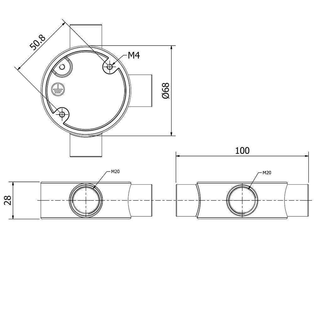 Electrical Conduit Hardware. Diagram. Auto Wiring Diagram