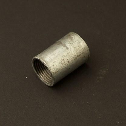 20mm Galvanised coupler