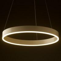 600mm LED circle pendant