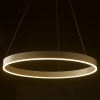 LED circle pendant 800mm  Edison Light Globes Pty Ltd