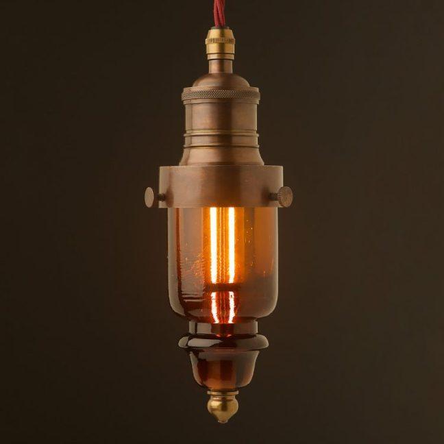 Cast-brass-pin-insulator-pendant-amber-750x750