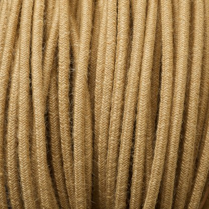 Jute Pulley Cable