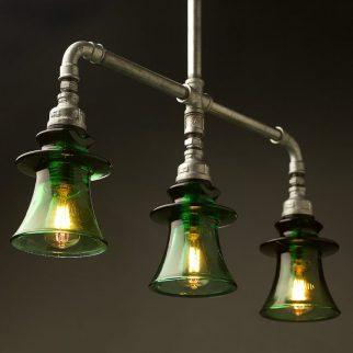 Russian-Green-fluted-3-Insulator-pipe-Pendant-750x750