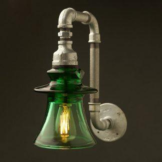 Russian-Green-fluted-Insulator-pipe-wall-light-750x750