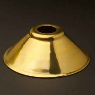 Solid brass light shade 190mm