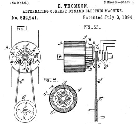 The Folsom Power House 1895