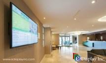 Holiday Inn Yyc Selects Display . Digital Signage