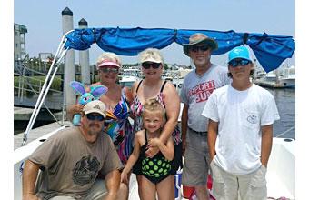 Edisto Island Family Tours