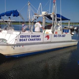 The Miss Ellen tour boat