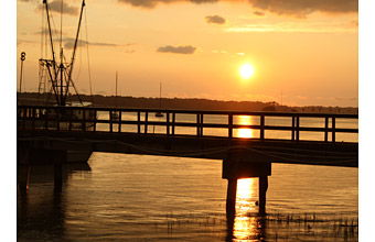 Edisto Island sunset tour