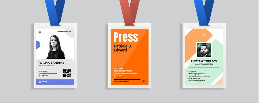 Employee id cardsschool id cardit and software id cardcompany id. Design Custom Id Cards Online