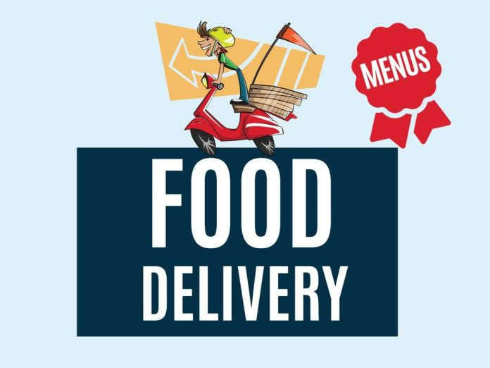 Templates for home delivery of food, products and services