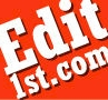 Edit 1st Manuscript Editing Service
