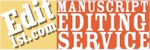 Edit 1st Manuscript Editing