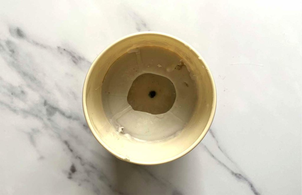 A Candle With a Tunneled Candle Wick