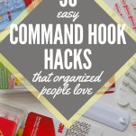 Easy Command Hook Hacks Pinterest Pin