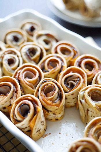make ahead thanksgiving appetizer food