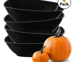 Black Serving Bowls