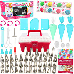 Cake and Gingerbread Decorating Kit