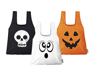Eco friendly reusable candy trick or treat bags