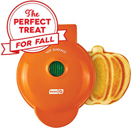Pumpkin Waffle Maker